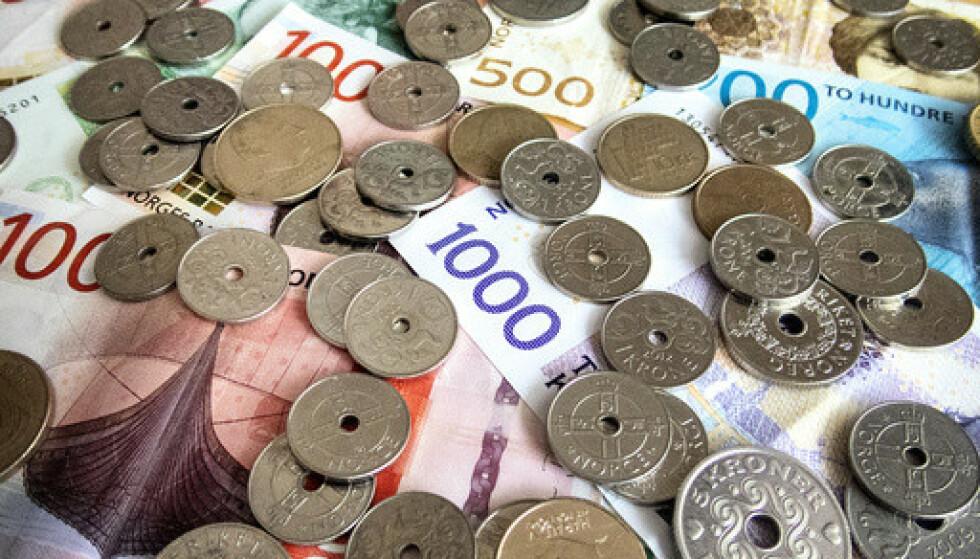 Det har vært færre konkurser i Norge i 2020 enn i 2019, men det er større foretak som har gått konkurs i år enn i fjor. Illustrasjonsfoto: Gorm Kallestad / NTB