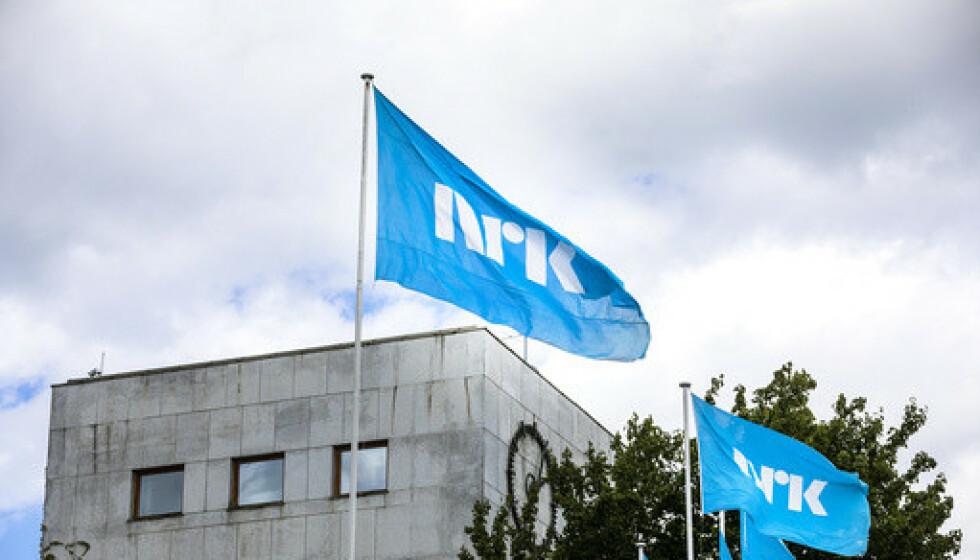 NRK vil ikke fjerne eller endre innhold som inneholder «blackface» i sitt eget TV-arkiv, skriver NRK. Foto: Gorm Kallestad / NTB