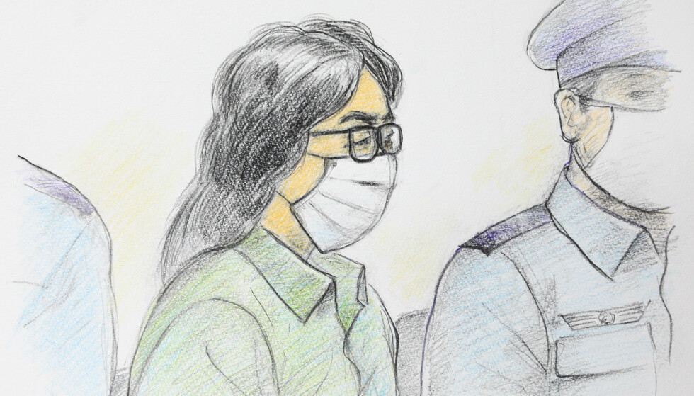 30 år gamle Takahiro Shiraishi ble dømt til døden for ni drap. Foto: NTB scanpix / Masato YAMASHITA / JIJI PRESS / AFP