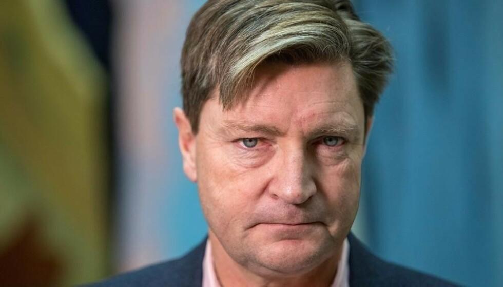 Tybring-Gjedde sjokkert over at Oslo Frp settes under administrasjon