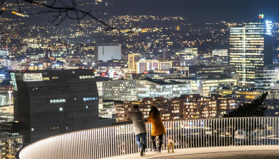 Coronasmitten i Oslo tar ikke juleferie. Foto: Håkon Mosvold Larsen / NTB