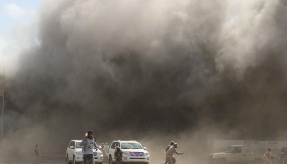 FOTO: REUTERS/Fawaz Salman