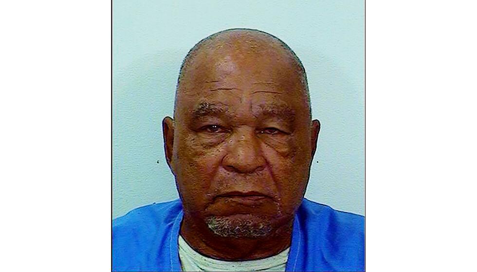 Samuel Little, som her er avbildet i 2018, er død. Han regnes som USAs verste seriemorder av FBI. Foto: California Department of Corrections via AP/NTB