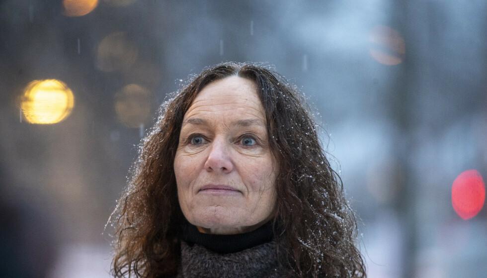 Folkehelseinstituttets direktør Camilla Stoltenberg frykter at smitten i januar kan øke til høyere nivåer enn høstens bølge i Norge. Foto: Terje Pedersen / NTB