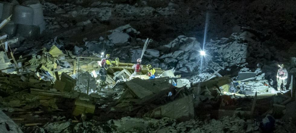 Ny person funnet omkommet i skredområdet i Gjerdrum