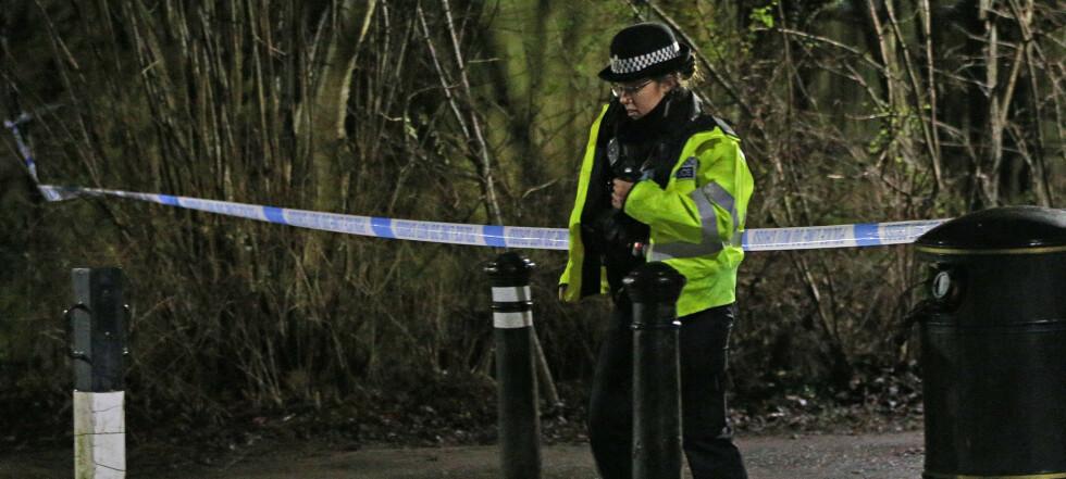 Fem barn pågrepet etter drap i Storbritannia