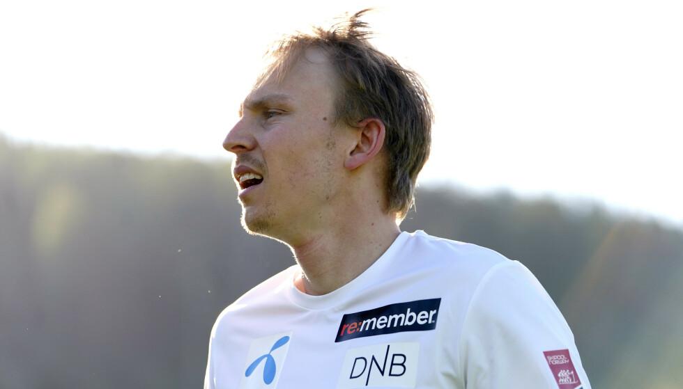 Alpinist Henrik Kristoffersen er berørt av ulykken på Gjerdrum. Foto: Fredrik Hagen / NTB