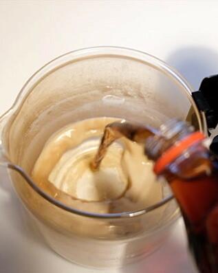 Image: Prøv brusen i kaffekjelen