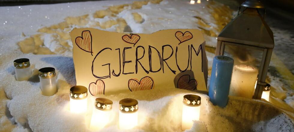 Flere millioner samlet inn til skredofre i Gjerdrum