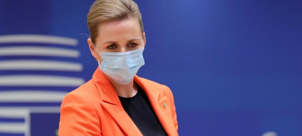 Den danske regjeringen strammer ytterligere inn