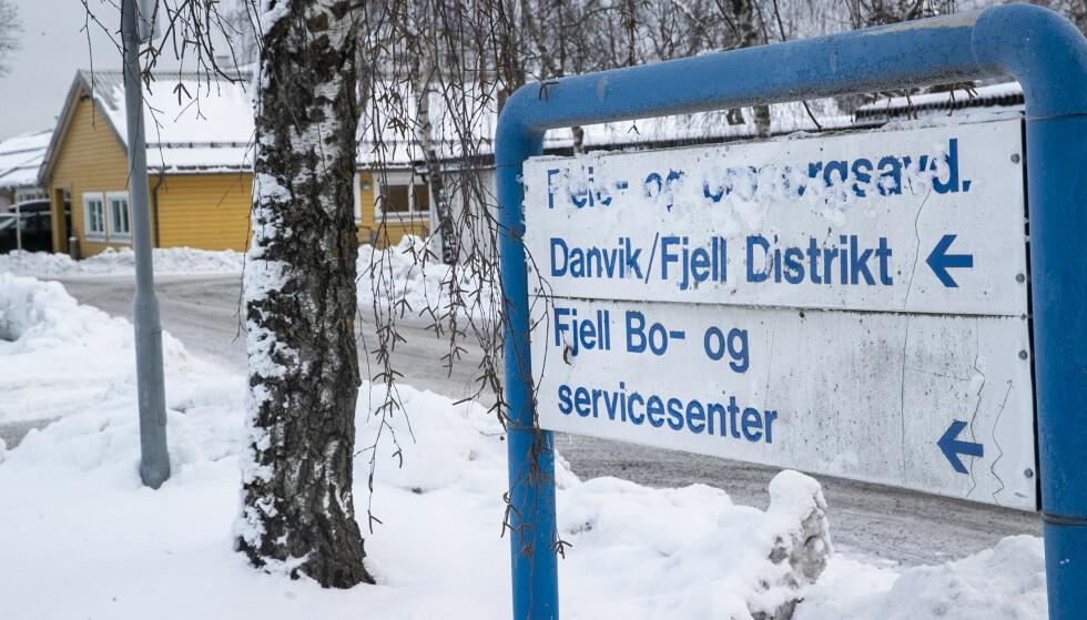Fjell bo- og servicesenter i Drammen har vært hardt rammet av coronapandemien. Foto: Terje Pedersen / NTB