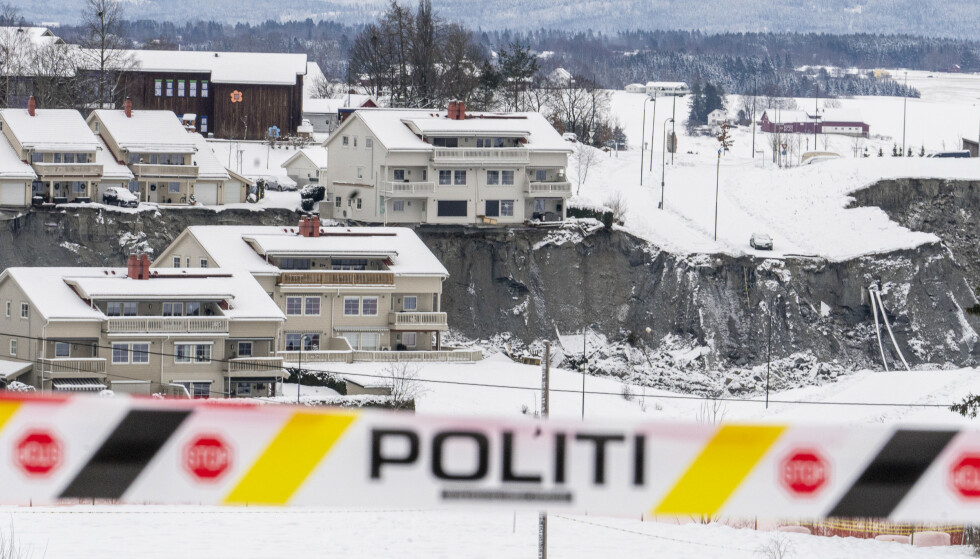 Dokumenter fra 2006 viser at entreprenørene i boligfeltet på Gjerdum selv fikk godkjenne arbeidet de utførte på stedet. To år senere ble slik egengodkjenning forbudt, skriver Aftenposten. Foto: Heiko Junge / NTB