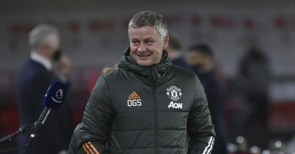 Ole Gunnar Solskjær er på titteljakt i Manchester United. Foto: Rui Vieira / AP / NTB