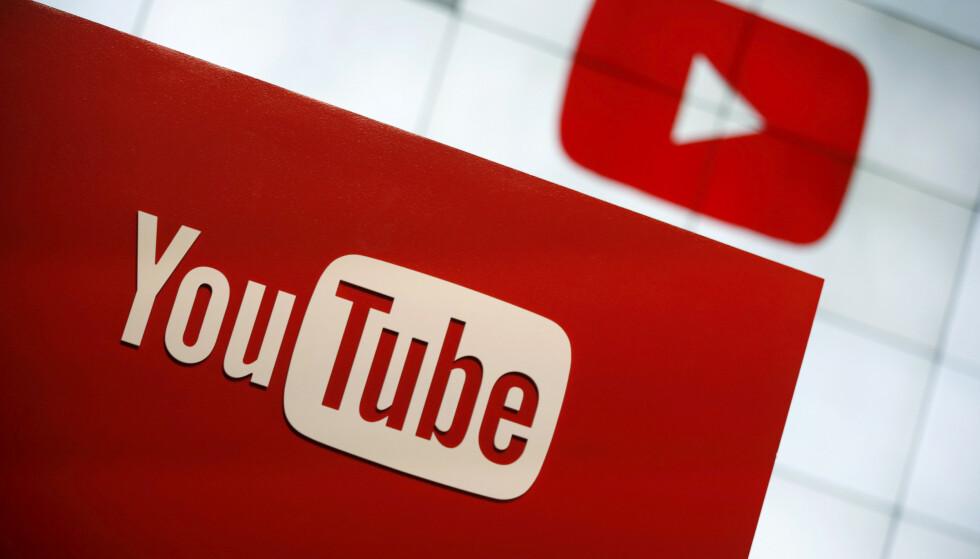 Google har stengt president Donald Trumps konto på YouTube, det største videodelingsnettstedet i verden. FOTO: REUTERS/Lucy Nicholson/File Photo scanpix