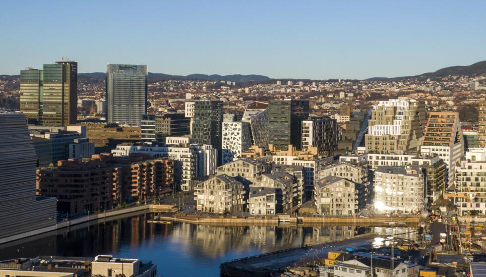 Oslo kommune har registrert 133 nye smittede i hovedstaden siste døgn. Foto: Heiko Junge / NTB