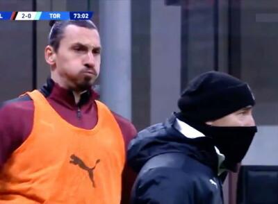 Image: Zlatan sjokkerer på oppvarming: - Helt ekstremt!