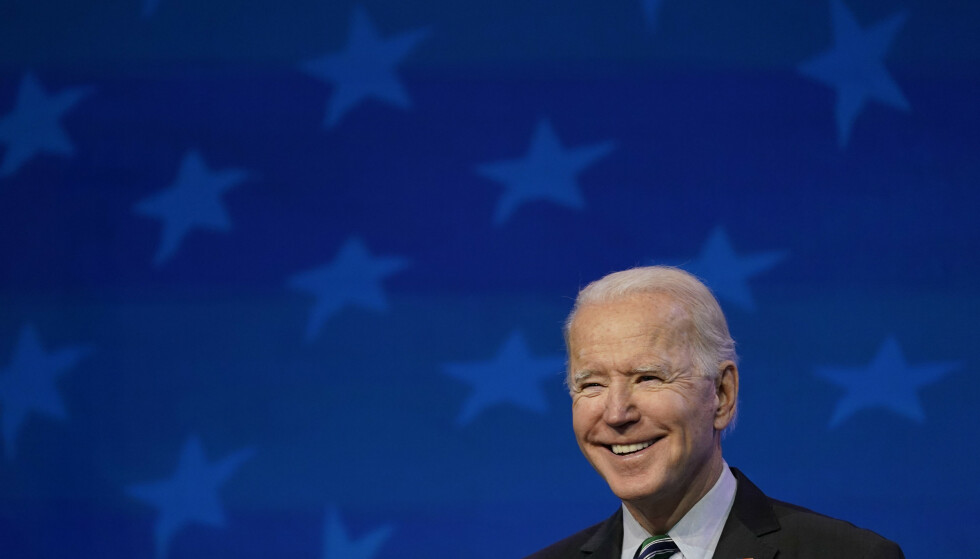 Påtroppende president Joe Biden legger opp til store endringer i rutinene i Det hvite hus når han overtar etter Donald Trump. Foto: Matt Slocum / AP / NTB