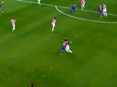 Image: Her blir Messi utvist