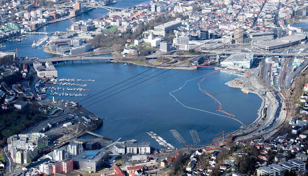 Det er oppdaget flere tilfeller av den muterte britiske coronavarianten i Bergen. Foto: Marit Hommedal / NTB scanpix
