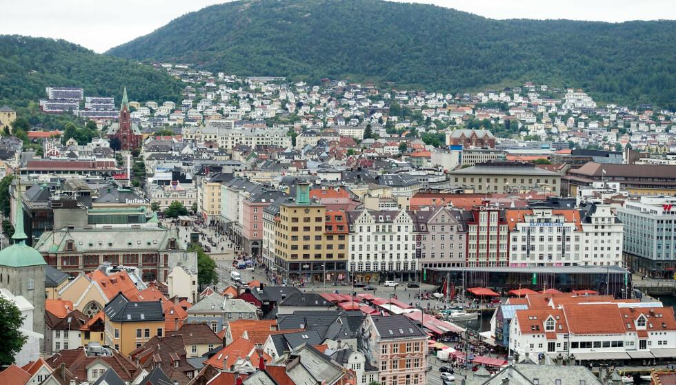 Fredag blir det igjen tillatt med skjenking i Bergen. Illustrasjonsfoto: Marianne Løvland / NTB