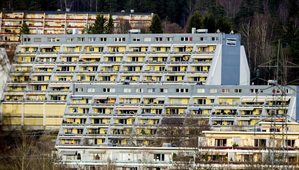 Smittetallene på Stovner fortsetter å øke. Illustrasjonsfoto: Vegard Wivestad Grøtt / NTB