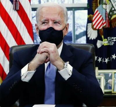 Image: Joe Biden: - Sparker deg på flekken