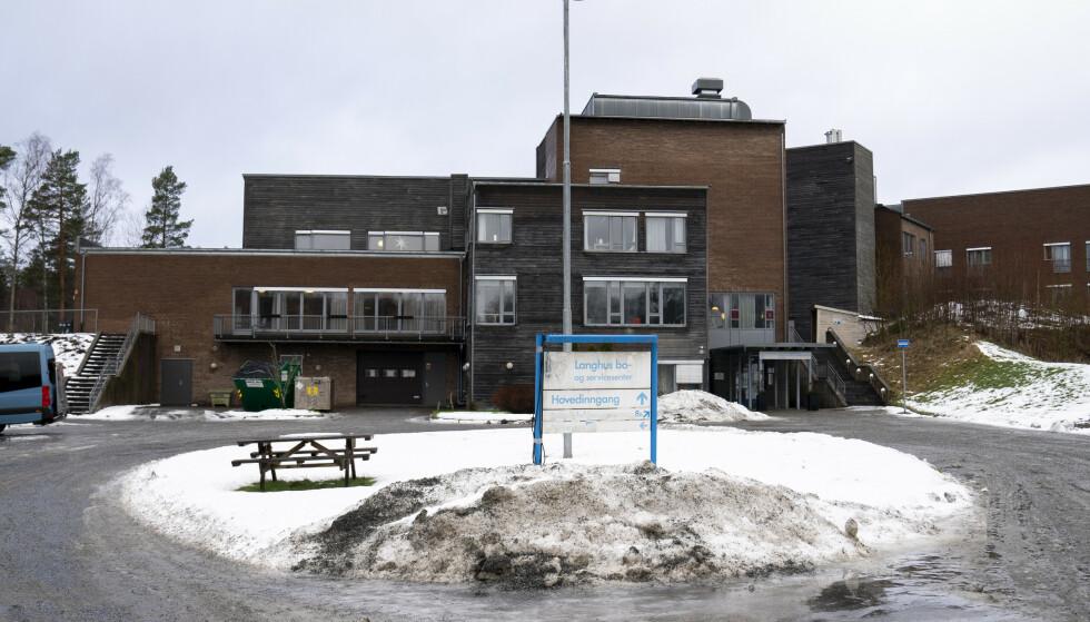 Hele kommunen stenges ned fram til onsdag, og innbyggerne bes om ikke å reise noe sted. Foto: Torstein Bøe / NTB