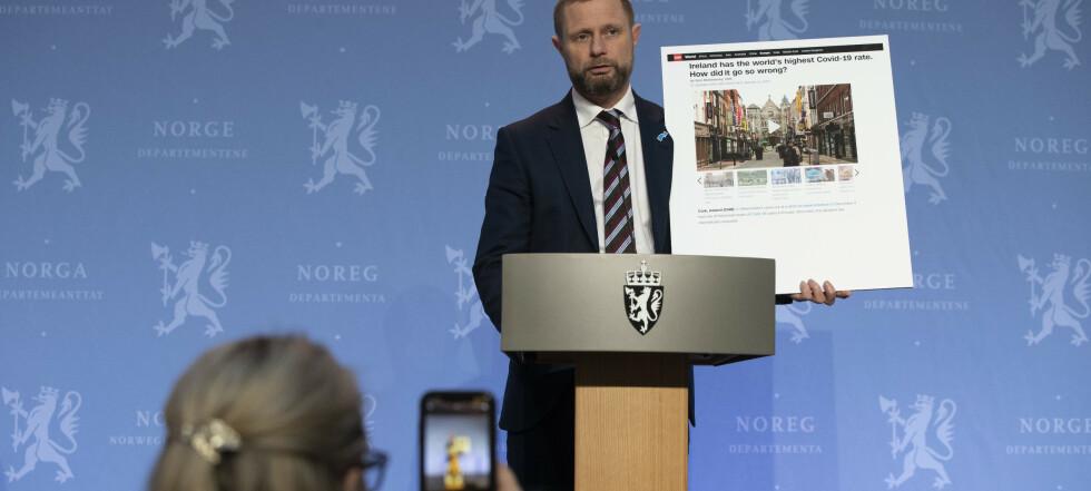 1 million færre doser av AstraZeneca-vaksinen til Norge enn ventet i første kvartal
