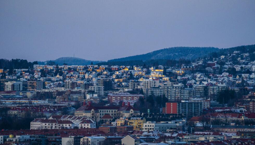 Det er registrert 91 nye koronasmittede i Oslo siste døgn. Foto: Håkon Mosvold Larsen / NTB