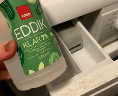 Image: Derfor bør du rengjøre vaskemaskinen