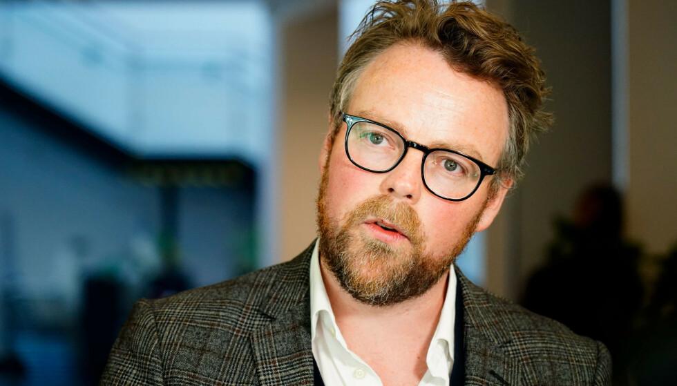 Arbeids- og sosialminister Torbjørn Røe Isaksen (H) sier de ikke hadde noe valg da de innførte tvungen lønnsnemnd. Foto: Håkon Mosvold Larsen / NTB