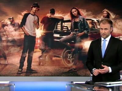 Image: NRK får kritikk etter «Rådebank»-klipp