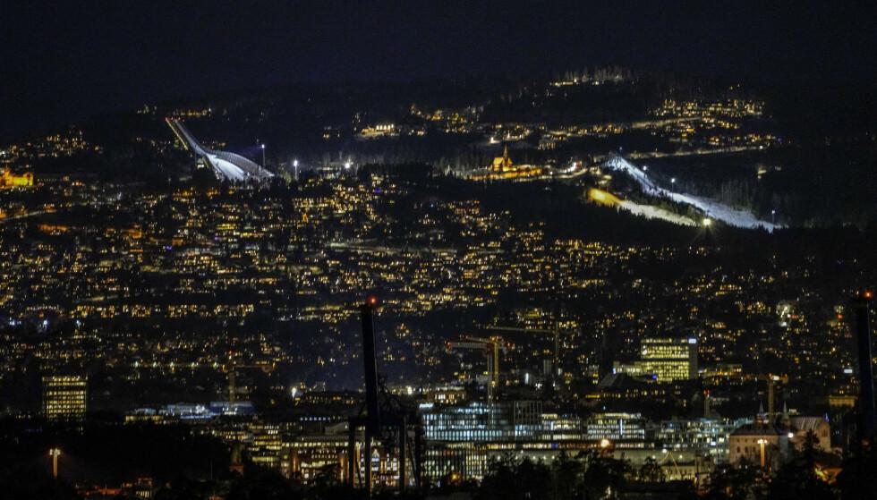Politiet slo hardt ned på seks fester i Oslo og Bærem. Foto: Cornelius Poppe / NTB