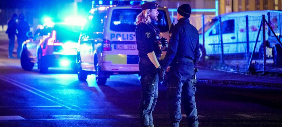Mann pågrepet for drapsforsøk etter at fem ble skadd i Helsingborg