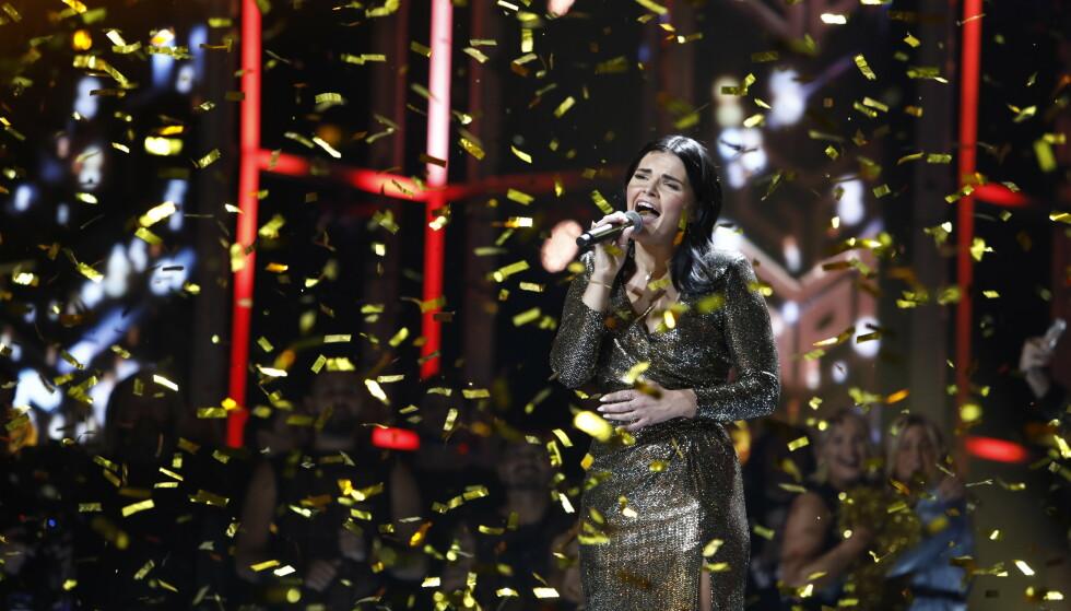 Ulrikke Brandstorp ble snytt for en finale i Eurovision i fjor, men i år skal det gjennomføres en internasjonal finale, sier arrangøren. Tore Meek / NTB