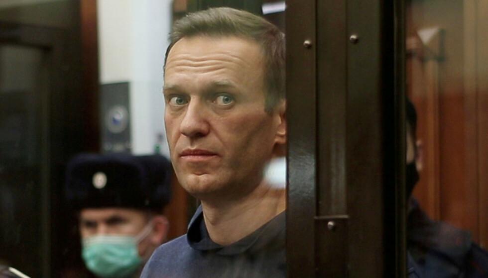 Alexei Navalnyj. Foto: NTB scanpix