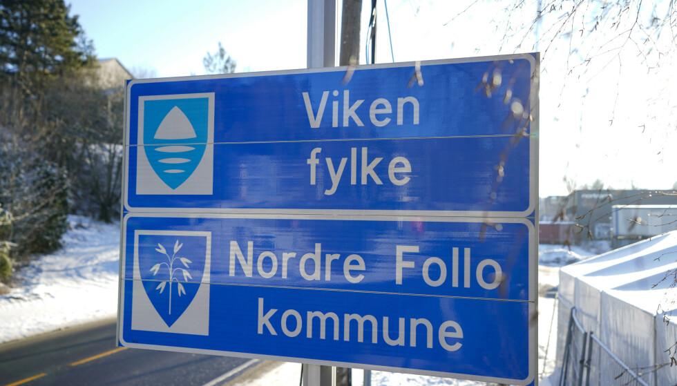 Nordre Follo kommune. Foto: Lise Åserud / NTB