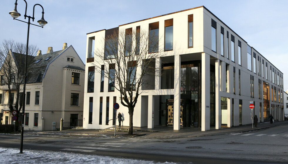 Dommen falt i Haugaland tingrett. Foto: Jan Kåre Ness / NTB