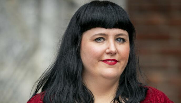Byråd for næring og eierskap Victoria Marie Evensen (Ap) i Oslo sier hun er oppriktig bekymret over tilstanden i restaurant- og utelivsbransjen. Foto: Heiko Junge / NTB