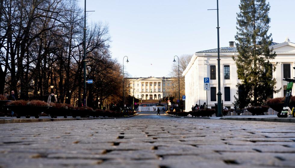 Smittetrenden i Norge er synkende, ifølge VGs oversikt. Foto: Terje Pedersen / NTB