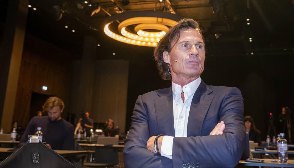 Petter Stordalen saksøker forsikringsselskapet Codan for å få erstatning for tapene hotellene hans har lidd under koronakrisen. Foto: Terje Pedersen / NTB