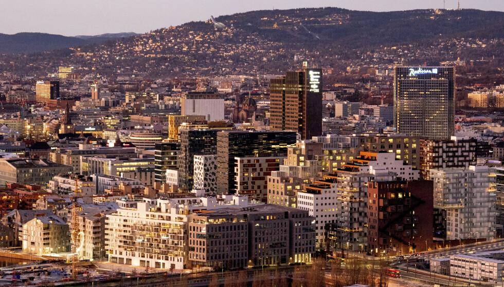 90 nye smittede i Oslo. Foto: Fredrik Hagen / NTB
