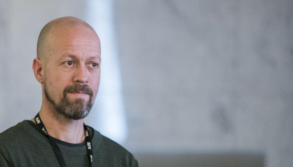 NRKs etikkredaktør Per Arne Kalbakk vedgår brudd på god presseskikk etter Israel-tiraden på P13 i begynnelsen av februar. Arkivfoto: Håkon Mosvold Larsen / NTB