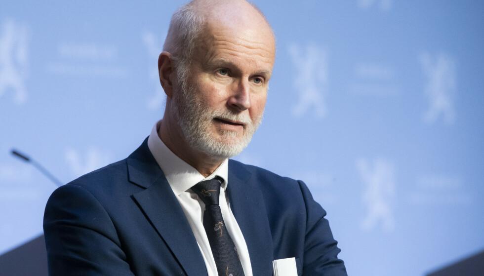 Bjørn Guldvog er direktør i Helsedirektoratet. Foto: Berit Roald / NTB