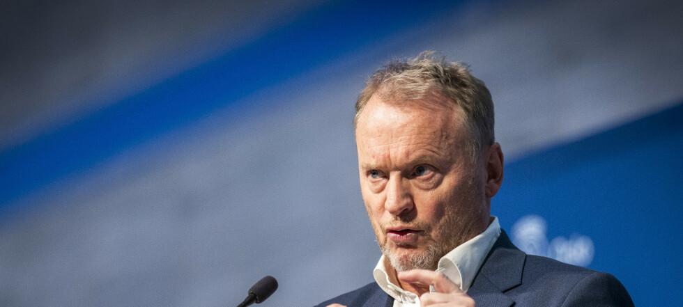 Raymond Johansen: Kan bli noen lettelser i Oslo