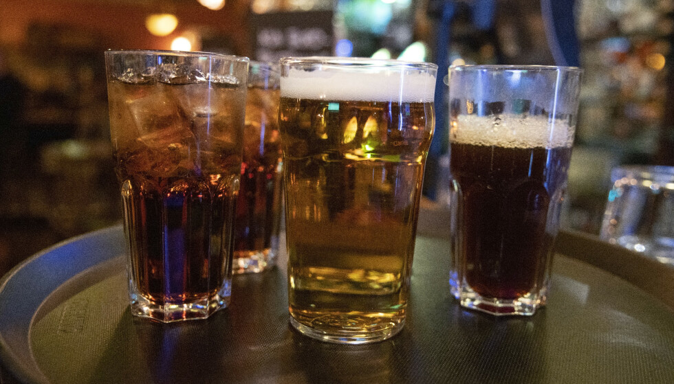 Fra torsdag blir det tillatt med alkoholservering i Lillestrøm igjen. Foto: Terje Bendiksby / NTB