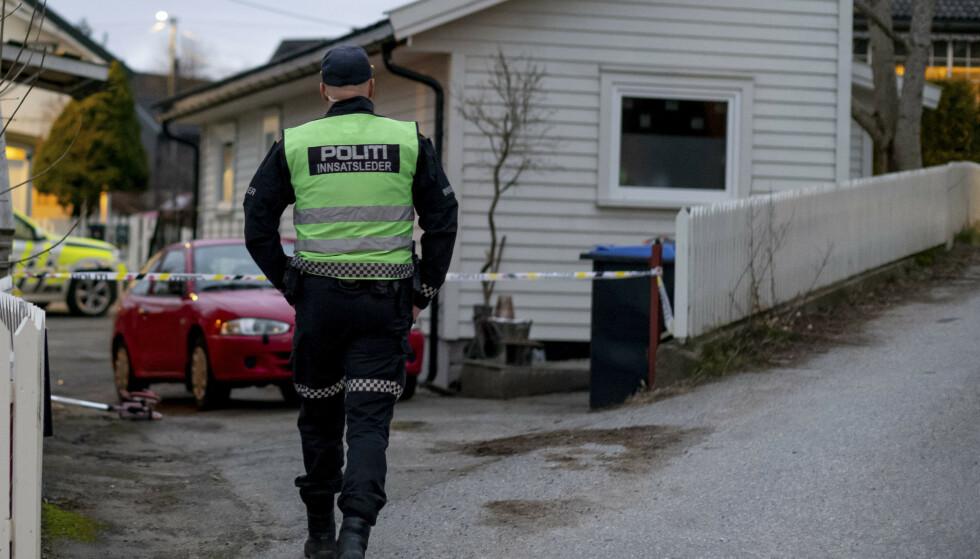 Dødsfallet fant sted i mars i fjor. Foto: Thomas Andersen / NTB