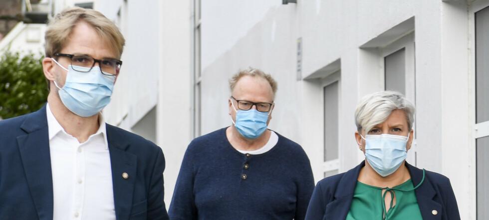 Bergen ber om å få gå ut av ringsystemet