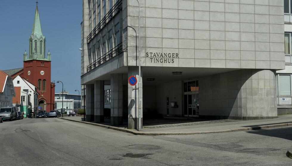 Mannen er dømt i Stavanger tingrett. Foto: Carina Johansen / NTB