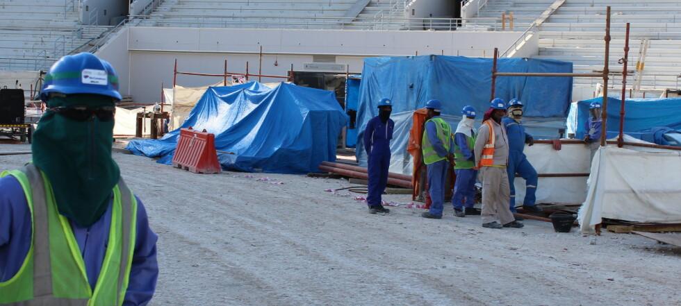 The Guardian: 6.500 gjestearbeidere døde i Qatar siden landet fikk fotball-VM